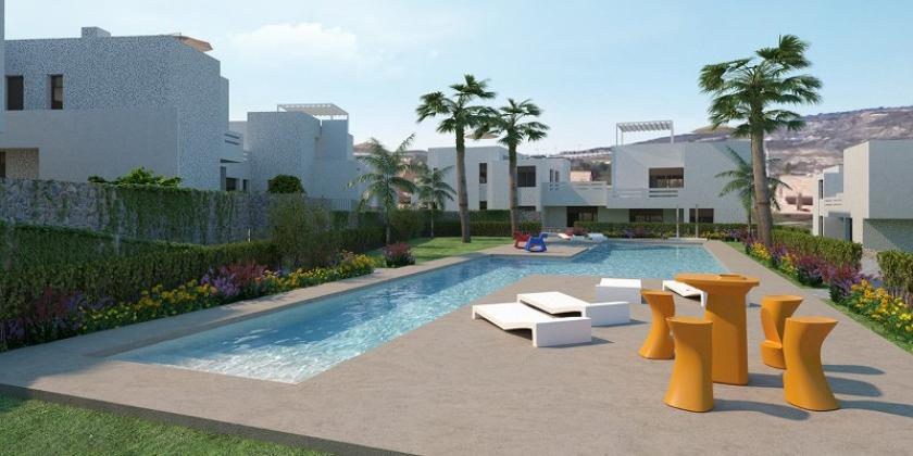 Contemporary 2 & 3 Bedroom Apartments, situated within a beautiful 18 hole La Finca Golf & Spa Resort